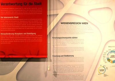 iService-Ausstellungen Ausstellungskonzeption Wien 2025 in der Wiener Planungswerkstatt 09