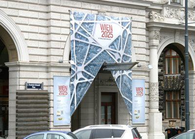 iService-Ausstellungen Ausstellungskonzeption Wien 2025 in der Wiener Planungswerkstatt 01