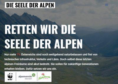 Seele der Alpen
