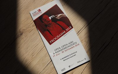 Relaunch classical festival Kirchstetten iService full service agency Vienna