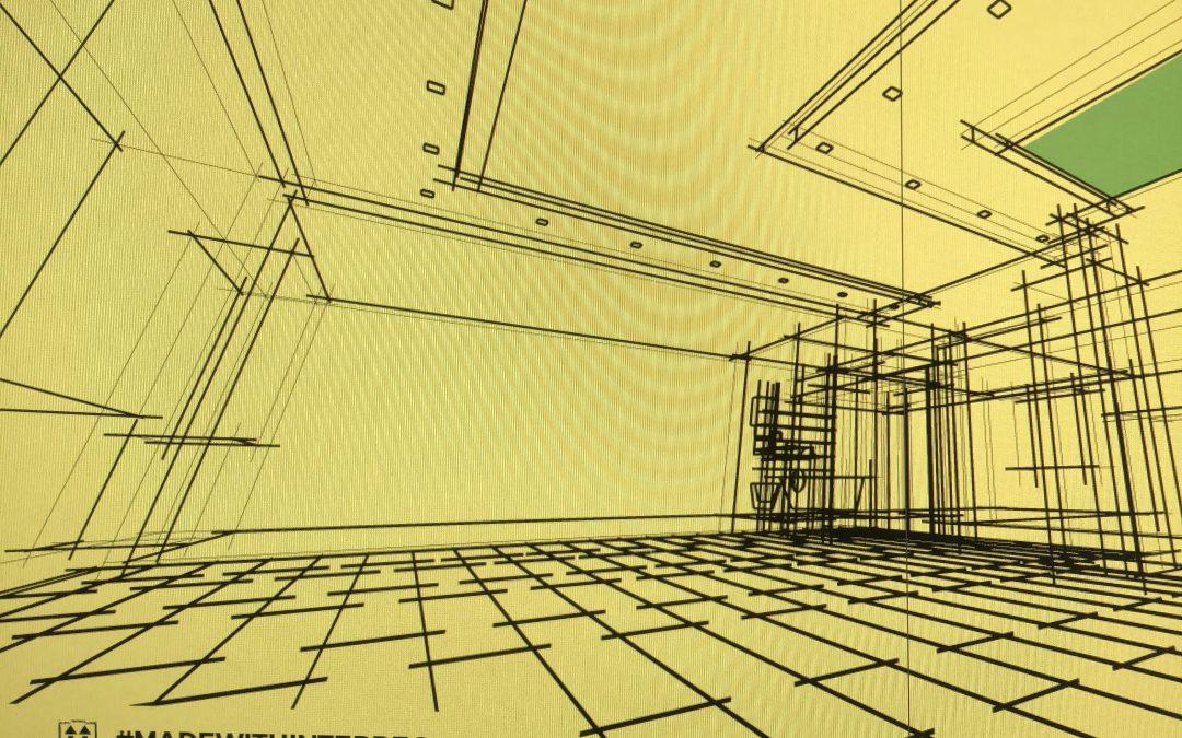 Creative Design Concept Ausstellungsfläche EU Event