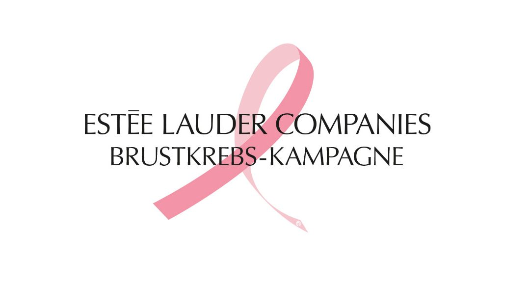 PINK RIBBON Estée Lauder Breast Cancer Kampagne