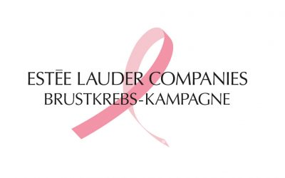 PINK RIBBON Estée Lauder Breast Cancer Campaign