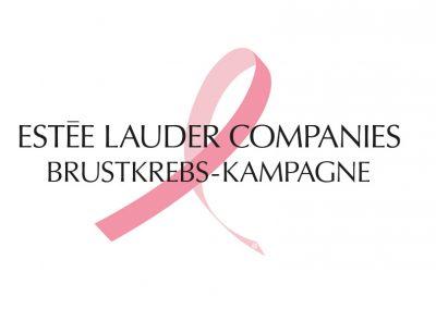 Estée Lauder Brustkrebs-Kampagne