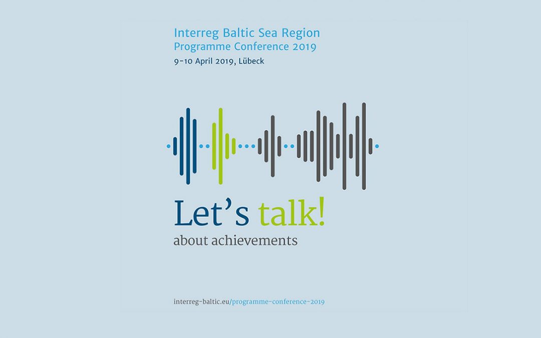 Branding Interreg Baltic Sea Region Programme Conference 2019