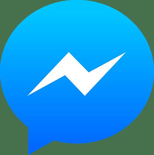 facebook-messenger-logo-iService-Social-Media-Plattformen