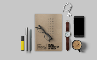 Memos Organization Notebook