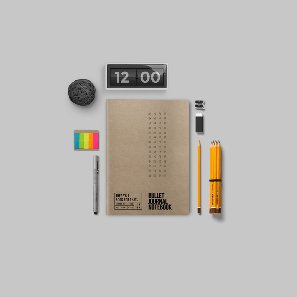 B-105_Bulletjournal-Notebook