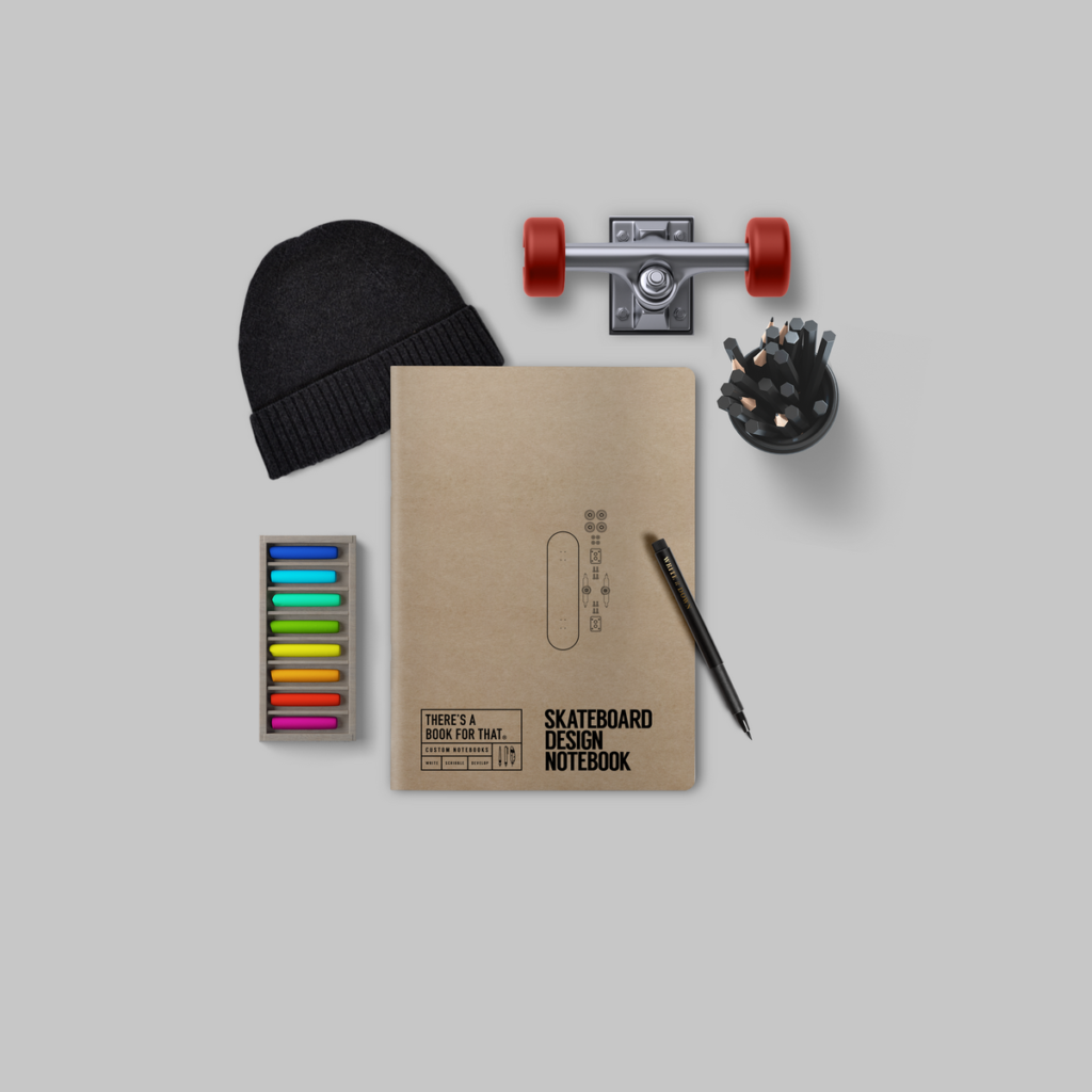 B-116_Skateboard-Design-Notebook_Lifestyle-Notizbuch