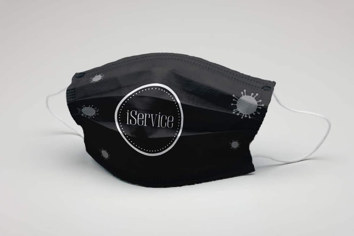 iService-Werbeagentur-Covid-19-Maskenpflicht