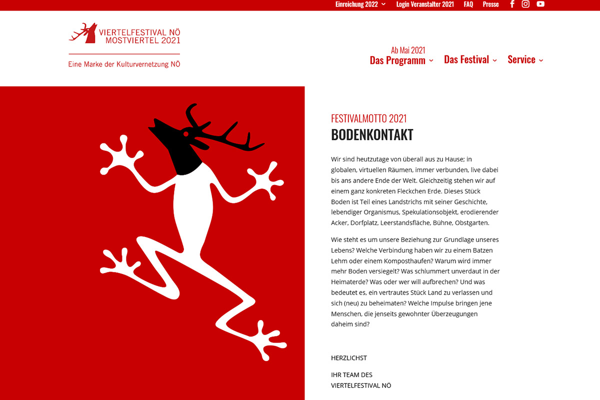 viertelfestival-screendesign-konzeption-iservice-agentur-wien-relaunch-website