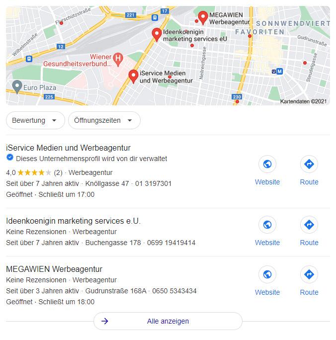 google-my-business-profil-iservice-medien-und-werbeagentur-c-google-local-pack