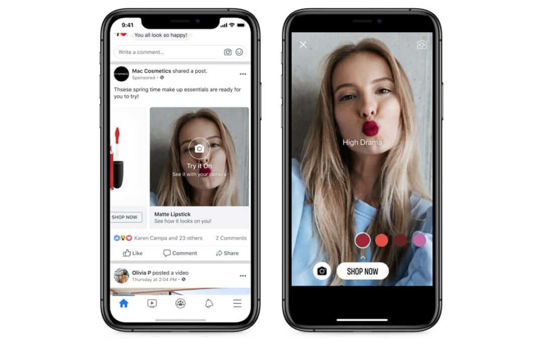 Facebook launcht drei neue Shopping-Features